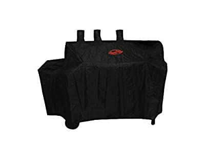 Char-Griller. 8080 Grill Cover, Fits Duo 5050 Gas-and-Charcoal Grill from Char-Griller.