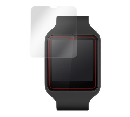 Amazon.com: OverLay Brilliant for SmartWatch 3 SWR50 [2 ...