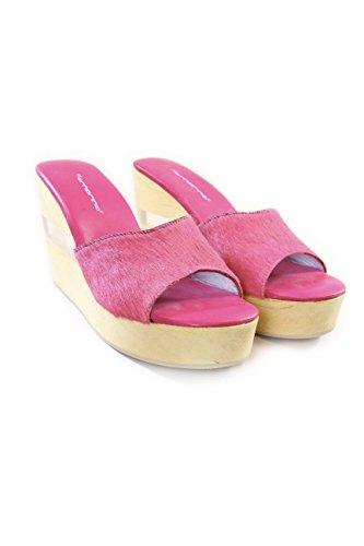 Fornarina - Sandalias de vestir para mujer Fucsia