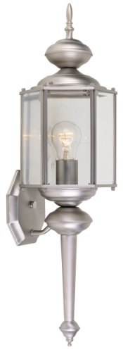 Designers Fountain 1103-PW Value Collection Wall Lanterns, Pewter by Designers Fountain