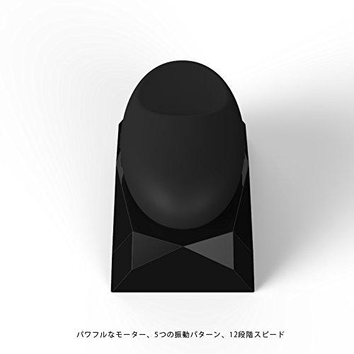 L'Amourose Vera - Discreet Compact Vibe, Black, 0.5 Pound by L'Amourose (Image #1)