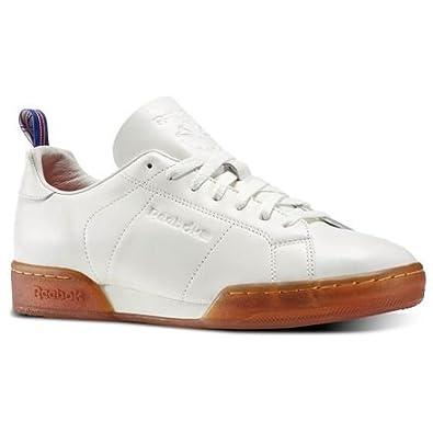 e03c20a24a8 Reebok Sportswear - NPC Enh Gum - chalk - 3.5  Amazon.co.uk  Shoes   Bags