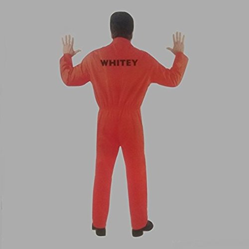 Your Busted Costume (Orange Prison Jumpsuit