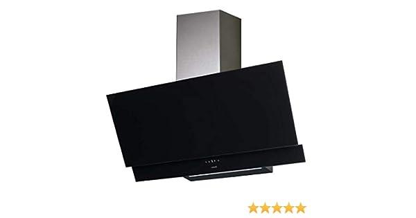 CATA JUNO 600XGBK 575 m³/h De pared Negro A+ - Campana (575 m³/h, Canalizado/Recirculación, A, B, E, 61 dB): Amazon.es: Grandes electrodomésticos