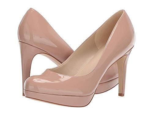 Marc Fisher Women's Sydnie Natural 8 M (Best Marc Fisher Platform Heels)