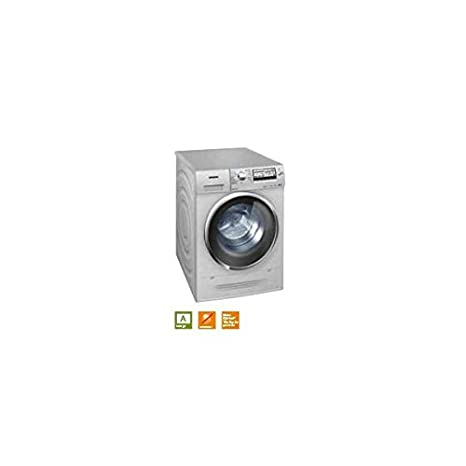 Siemens WD15H58XEP Independiente Carga frontal A Acero ...