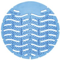 Fresh Products WDS10CBF Wave Urinal Screen Cottonbloss