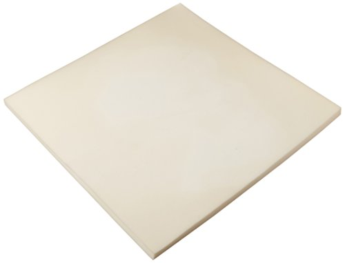 FoamRush Upholstery Foam Cushion High Density, Chair Cushion Square Foam for Dinning Chairs, Wheelchair Seat Cushion Replacement, 1