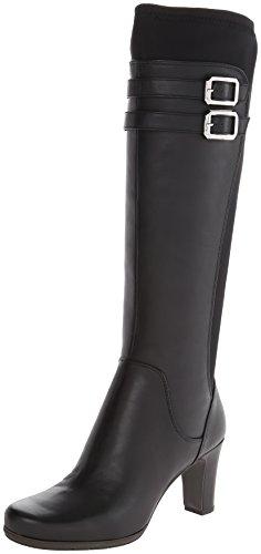 Rockport Women's Total Motion 75mm 2 Strap Tall Boot w/ Gori