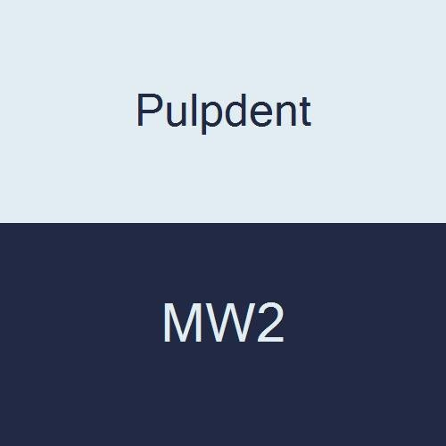 Pulpdent MW2 Disposable Mixing Wells, Two-Well Configuration