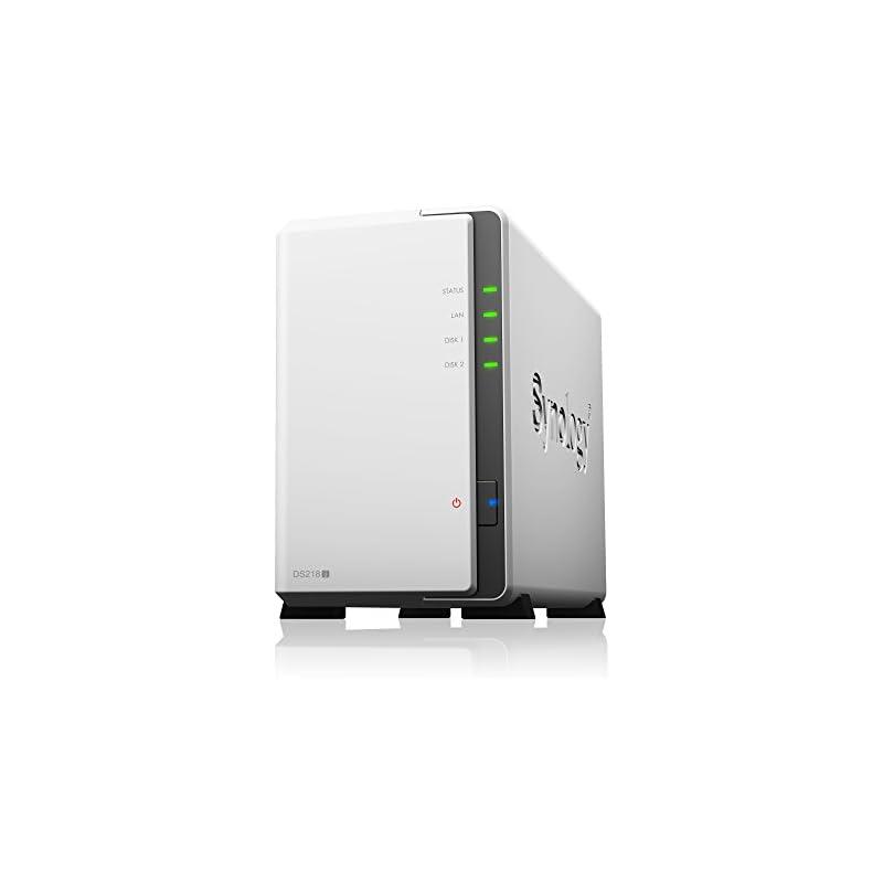 Synology 4 Bay NAS DiskStation DS418 (Diskless) - 2019
