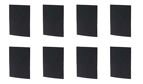 Carbon Pre Filters Replacement For Holmes HAPF600DM-U2 HEPA Filter. Replaces Part HAPF60, Filter C, 8 Pack
