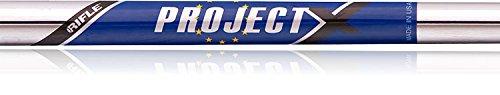 Limited EditionライダーカップヨーロッパライフルプロジェクトX 7.0 3-pwスチールアイアンシャフト.355テーパ先端のセット – - 8シャフト B017WO8URQ