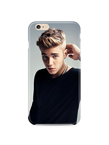 Justin Bieber for Iphone 6 6s (4.7in) Hard Case Cover (bieb4)