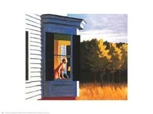 Edward Hopper – Mañana en Cape Cod Artistica di Stampa (76,20 x 60,96 cm)