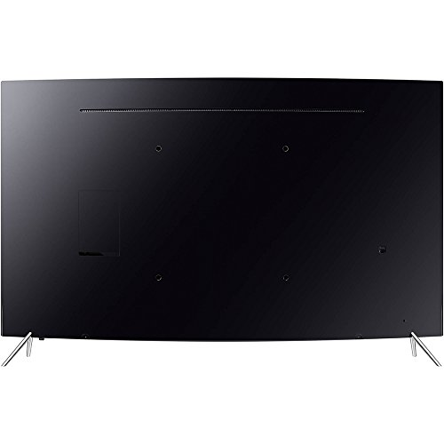 Samsung Curved 65-Inch Smart 4K SUHD HDR 1000 LED TV - KS8500 8-Series (UN65KS8500FXZA) with Samsung 3D Wi-Fi 4K Ultra HD Blu-ray Disc Player