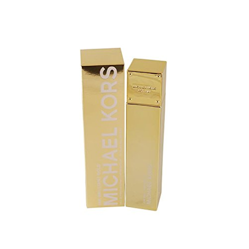 Michael Kors Eau de Parfum Spray for Women, 24k Brilliant Gold, 3.4 Ounce