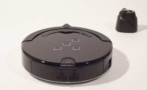 Solac AA3400 EcoGenic - Robot aspirador, color negro: Amazon.es: Hogar
