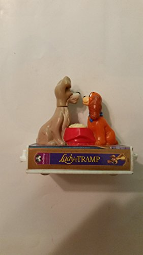 Video Favorites Disney Mcdonalds Lady and the Tramp #2