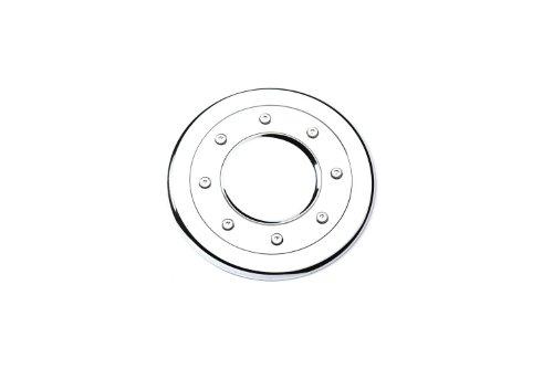Putco 400912 Chrome Trim Fuel Tank Door Cover by Putco