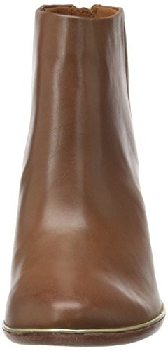 Ted Baker Women's Lorca 3 Lthr AF Casual Boot Ankle Bootie Dark Tan cheap sale lowest price clearance wholesale price h2mbuzP