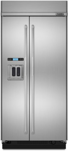 UPC 883049130323, Jenn-Air® Built-In Side-By-Side Refrigerator with Water Dispenser, 42""