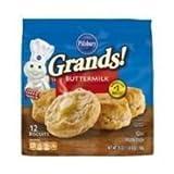 Grands Buttermilk Biscuits, 25 Ounce -- 12 per case.