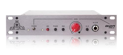 Black Lion Audio B12A MkII Microphone Preamp