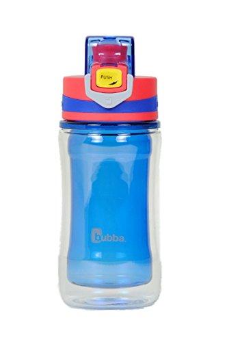 Bubba Brands 12 oz Flo Bottle Blue Fusion (Bubba Water Bottle 12 Oz)