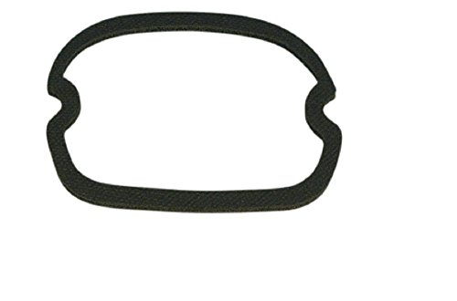 Orange Cycle Parts Tail Lamp Lens Gasket for Harley FLT, FXR, Softail, Dyna 1973-1998 JGI-68027-90 by James Gasket (Lens Tail Lamp Gasket)
