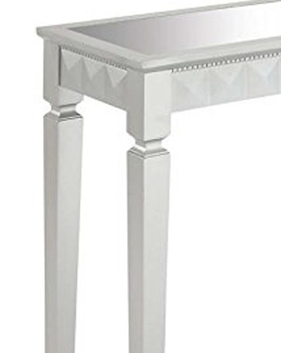 Deco 79 Wood Mirror Console Table, 37 By 32 Inch ...