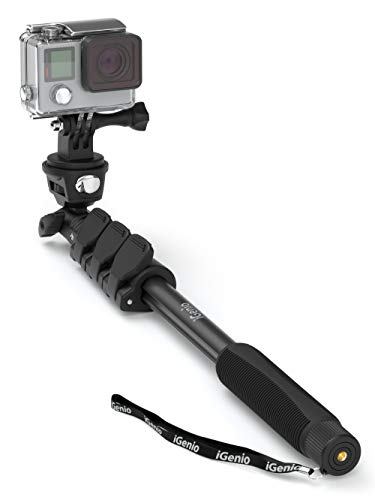 Professional 10-In-1 Monopod Selfie Stick
