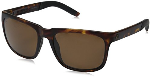 Electric Visual Knoxville S Matte Tortoise/Polarized Bronze Sunglasses by Electric Visual