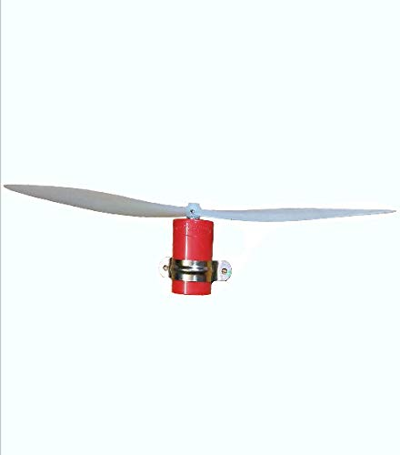 Pacific Sky Power Wind Turbine Spinner