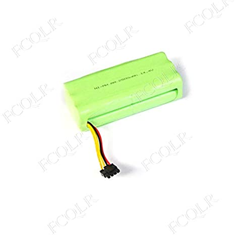 FCQLR Compatible para 14.4V Ni-MH AA Rechargeable batería Cell ...