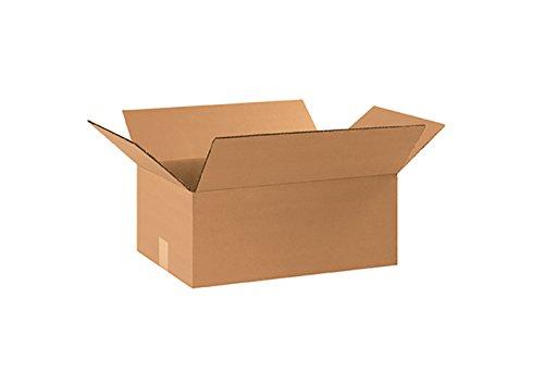 RetailSource B171107CB10 Corrugated Box, 7