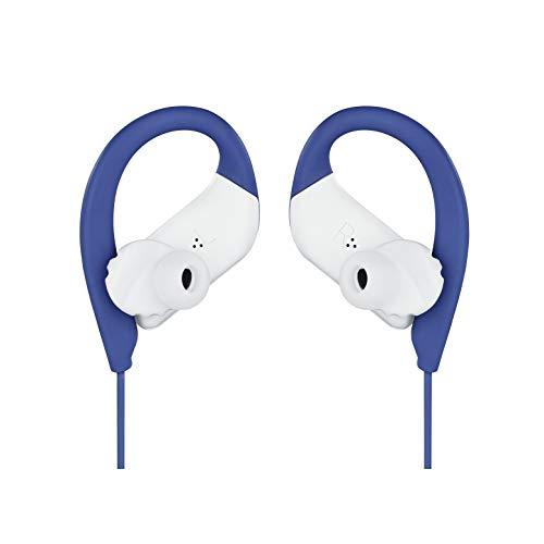 JBL Endurance Sprint Wireless In-Ear Headphones (JBLENDURSPRINTBLU) Blue - New