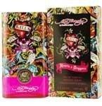Ed Hardy Hearts & Daggers by Christian Audigier for Women 3.4 oz Eau de Parfum EDP Spray