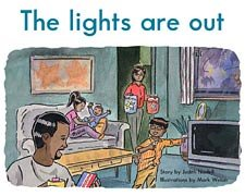 Download The lights are out - The King School Series, Early First Grade / Early Emergent, LEVEL 5 (6-pack) (The King School Series, First Grade Collection) ebook