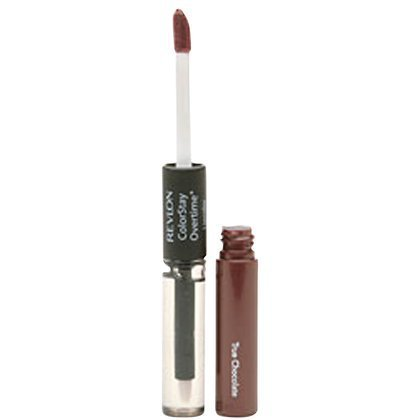 Revlon Colorstay Overtime Lipcolor, True Chocolate, 0.07 Ounce