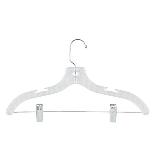 Honey Can Do HNG 02015 Crystal Hangers 80 Pack