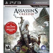 ASSASSIN'S CREED III (Target Edition) (Sony Playstation 3, 2012)
