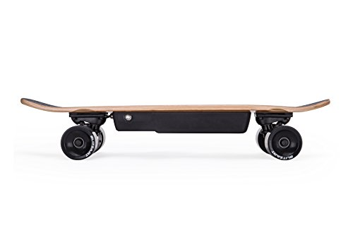 BLITZART Mini Flash 28' Electric Skateboard 12mph...