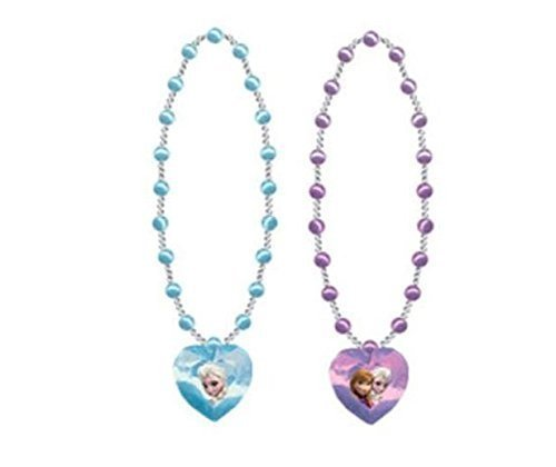 Disney Frozen Pearl Necklace assorted