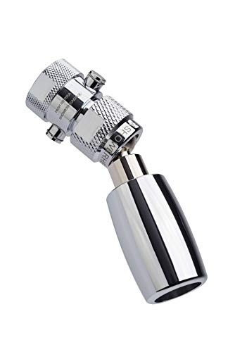 High Sierra's All Metal 1.5 GPM High Efficiency Low Flow Showerhead with Trickle Valve. Available in: CHROME, Brushed Nickel, Oil Rubbed Bronze, or Polished Brass