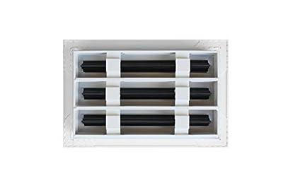 "10""x6"" Standard Linear Slot Diffuser - HVAC Vent Cover - AC Register"