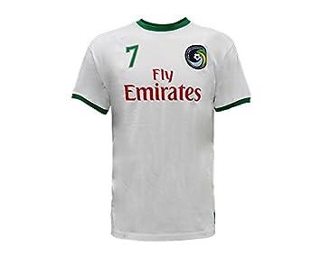 Camiseta New York Cosmos Fan -Raul-  Amazon.es  Deportes y aire libre db18972728f0d