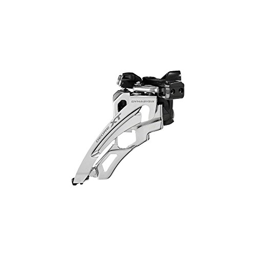 SHIMANO Deore XT M8000 Bottom Pull Front Derailleur - Triple - 34.9mm clamp