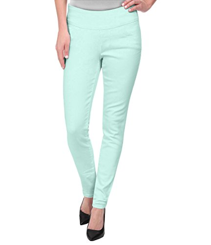 Super Comfy Stretch Pull On Millenium Pants KP44972 Mint XLarge ()