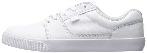 DC - Hommes Tonik M basse chaussure, EUR: 45, White/White/White
